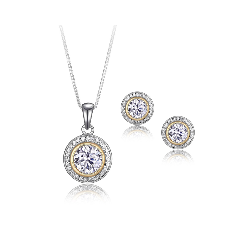 Reign Necklace & Earring Set