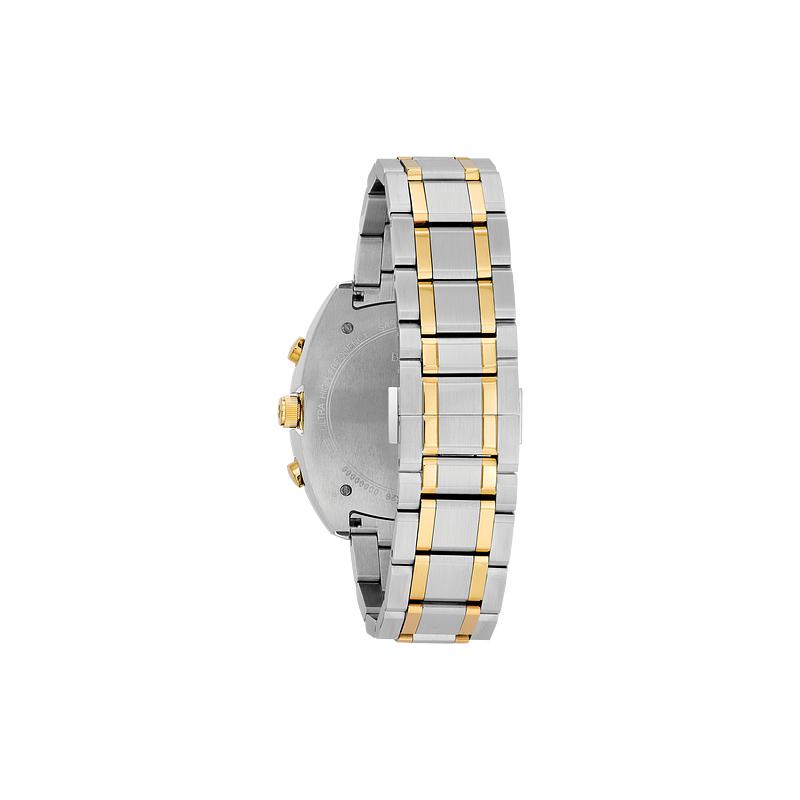 Bulova Bulova Curv - The World's First Curved Chronograph Movement