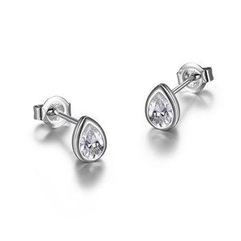 Pear Diamondlite Stud Earrings