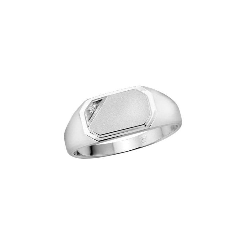 Corona Men's Signet Ring