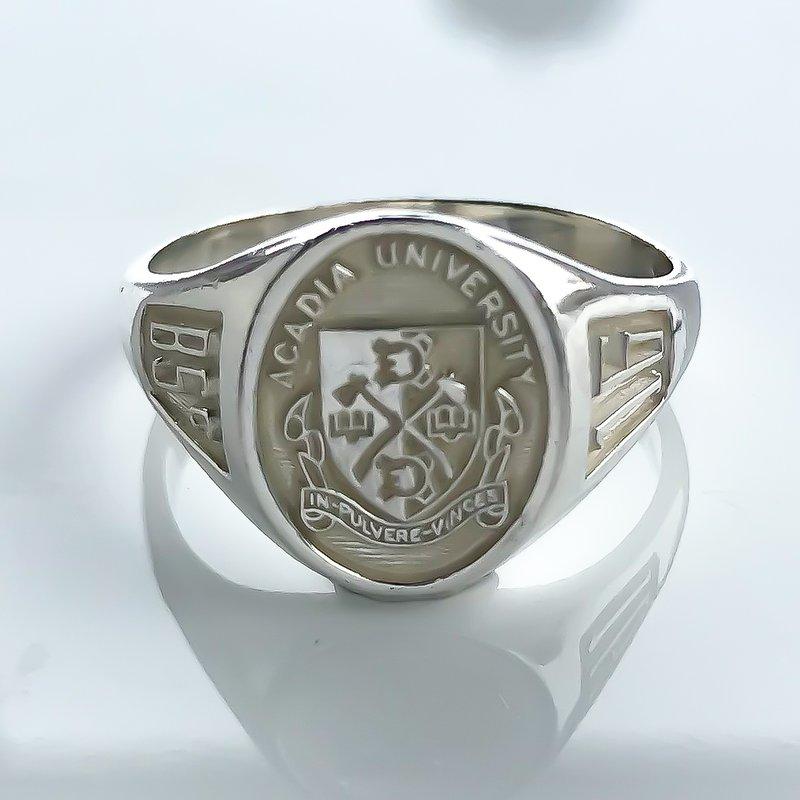 Acadia Jewellery Acadia Crest (Medium)