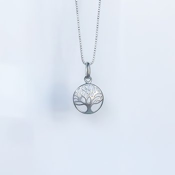Dainty Tree of Life Necklace
