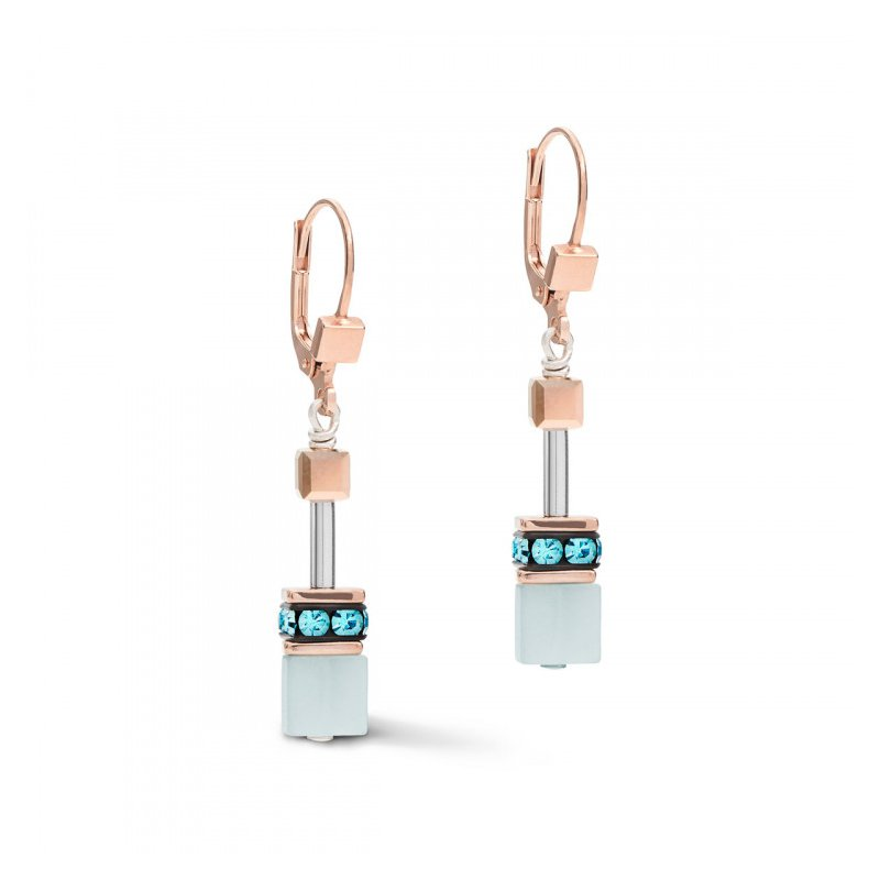 Coeur De Lion GeoCUBE® Earrings