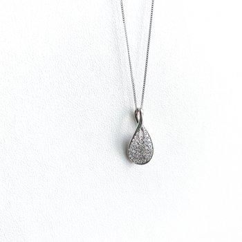 Pavé Diamond Necklace