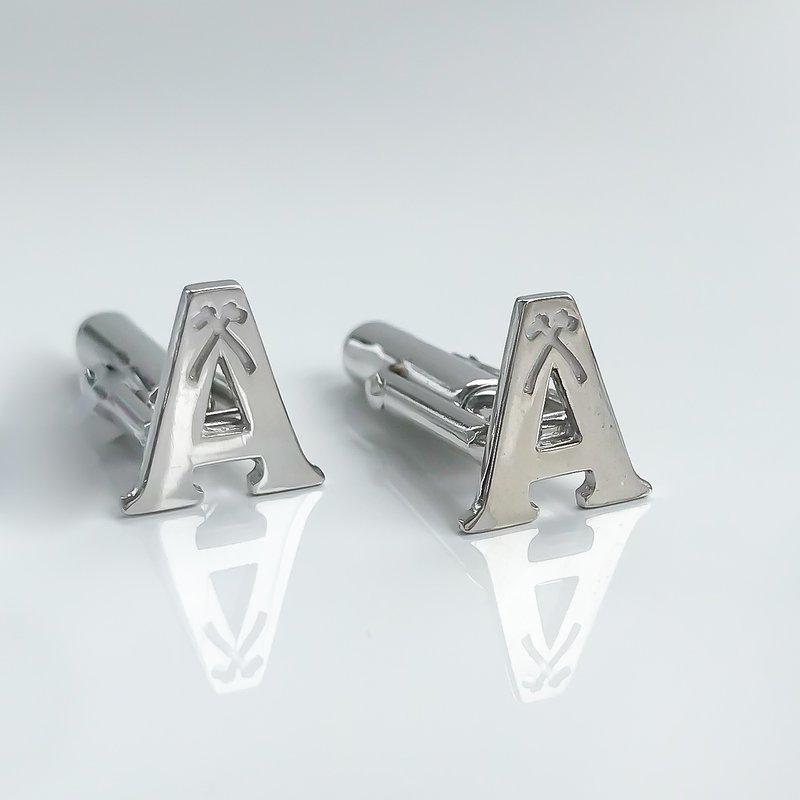 Acadia Jewellery Acadia A Cuff Links (Small)