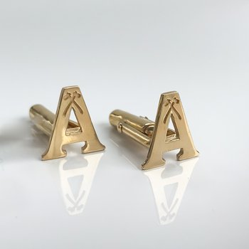Acadia A Cuff Links (Small)
