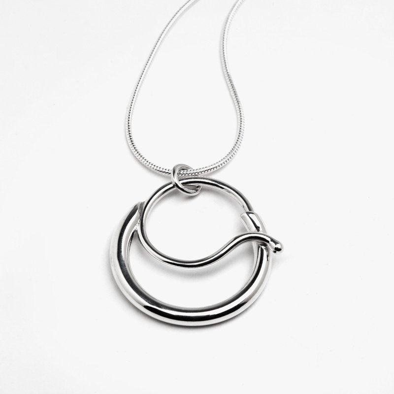 Constantine Designs Gratitude Necklace (Large)