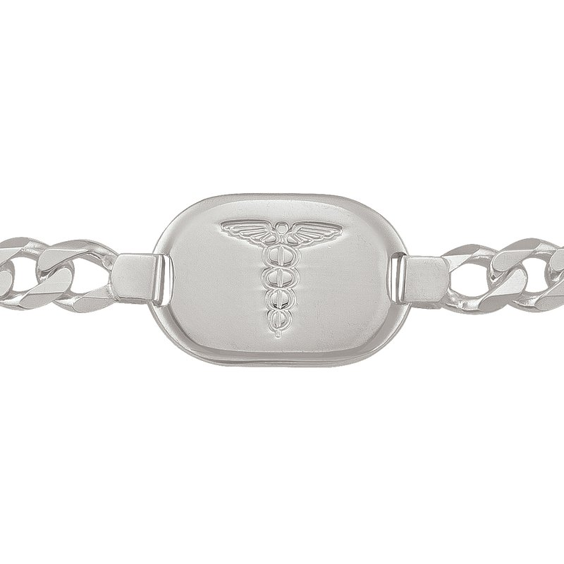 Tecimer & Johns Medical Alert Bracelet