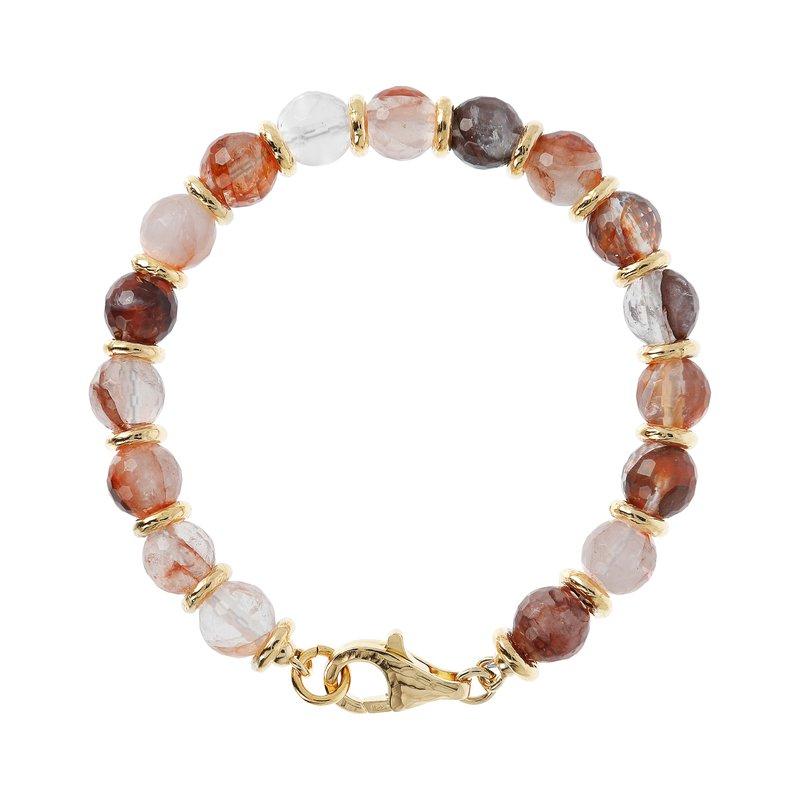 Etrusca Gioielli Quartzite Bracelet