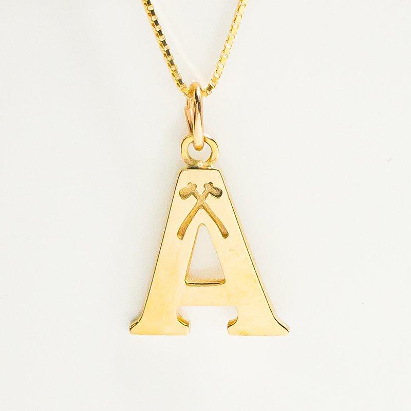 Acadia Jewellery Gold Acadia A (Large)