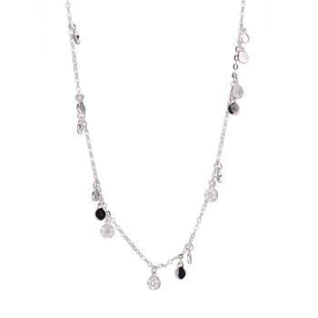 Sterling Silver Sprinkle Necklace