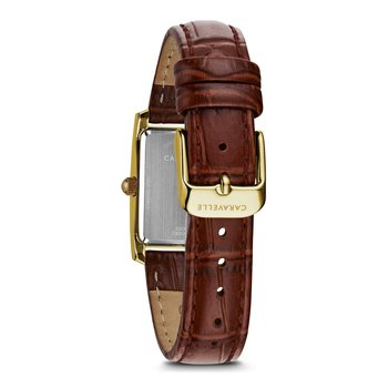 Ladies' Classic Watch Brown Leather