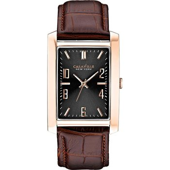 Men's Classic Brown Leather