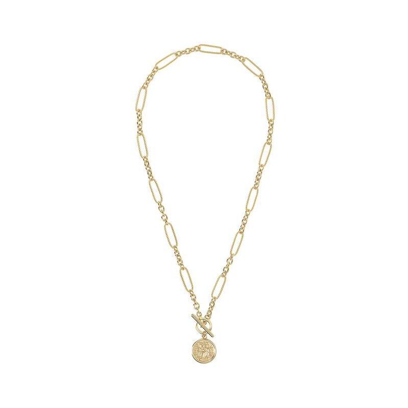 Etrusca Gioielli Italian Coin Necklace