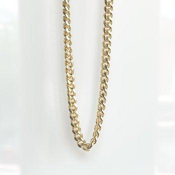 Miami Cuban Gold Plated Chain