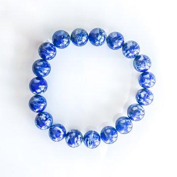 Lapis Lazuli Stretch Bracelet
