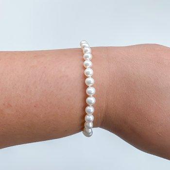 Freshwater Pearl Bracelet (6mm-6.5mm)