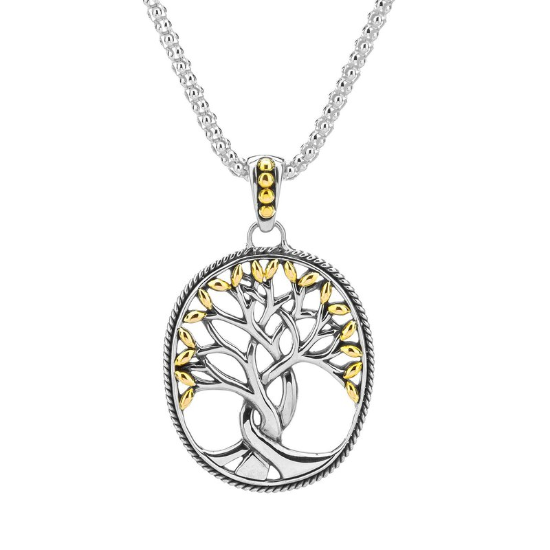 Keith Jack Tree of Life Necklace (Large)