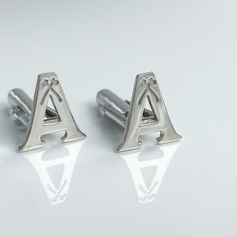 Acadia Jewellery Acadia A Cuff Links (Large)