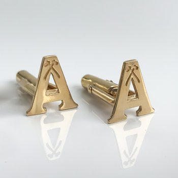 Acadia A Cuff Links (Large)