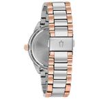 Bulova Rose Gold Crystal Watch