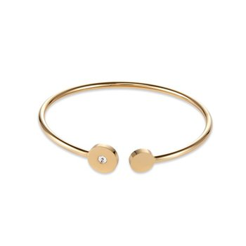 Gold Plated Flexi Bangle