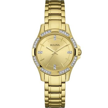 Bulova Ladies' Crystal