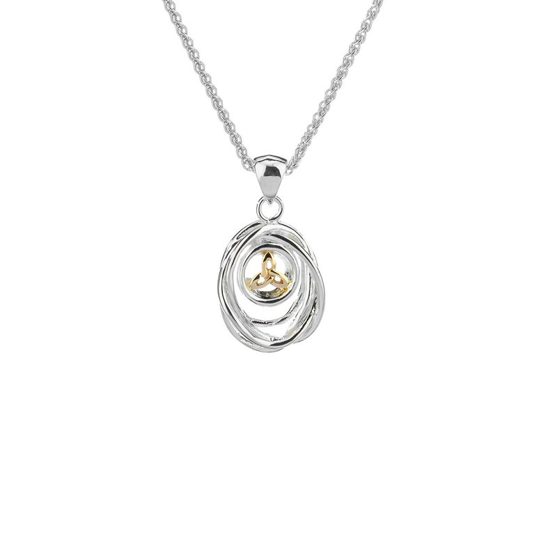 Keith Jack Cradle of Life Necklace (Small)