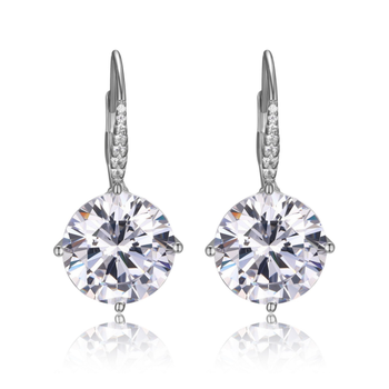 Diamondlite Cubic Zirconia Drop Earrings