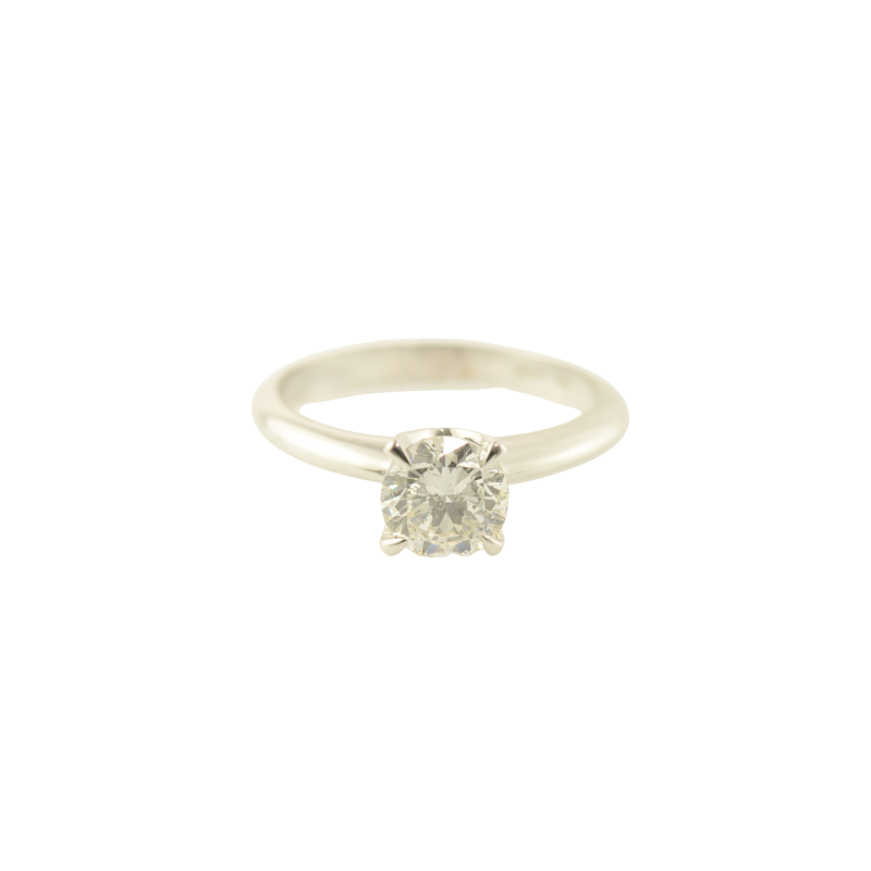 HJ Diamond Collection 1.04CT Canadian Diamond Solitaire Engagement Ring