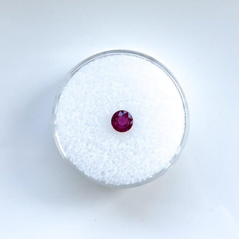 HJ Gemstone Collection 0.50ct Loose Ruby Gemstone