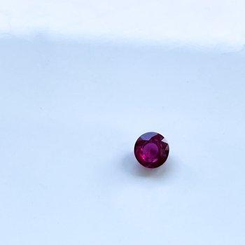 0.50ct Loose Ruby Gemstone