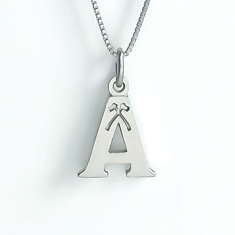 Acadia Jewellery Sterling Silver Acadia A (Small)