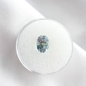 1.82CT Loose Oval Aquamarine Gemstone