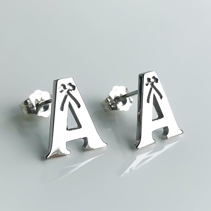 Acadia Jewellery Acadia A Stud Earrings