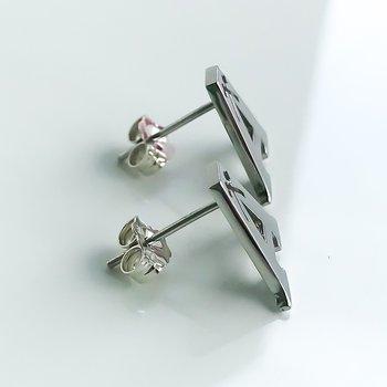 Acadia A Stud Earrings