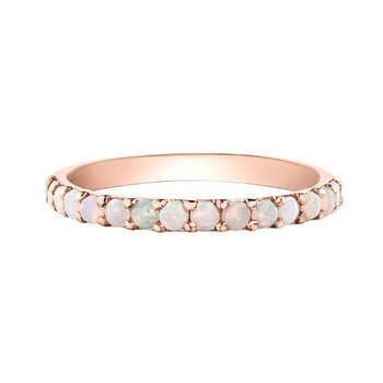 Opal Stackable Band