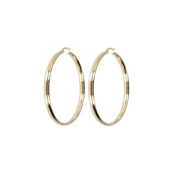 Classic Hoop Earrings (Large)
