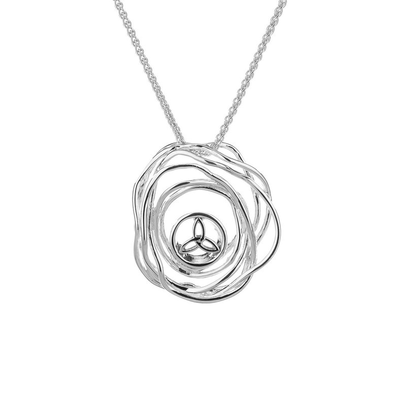 Keith Jack Cradle of Life Necklace (Large)