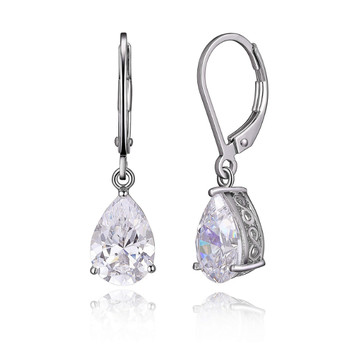 Pear Diamondlite Drop Earrings