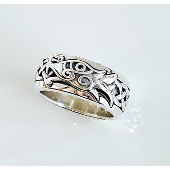 Men's Dragon Ring