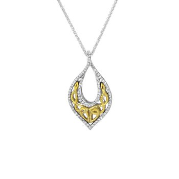 """Love's Chalice"" Necklace"