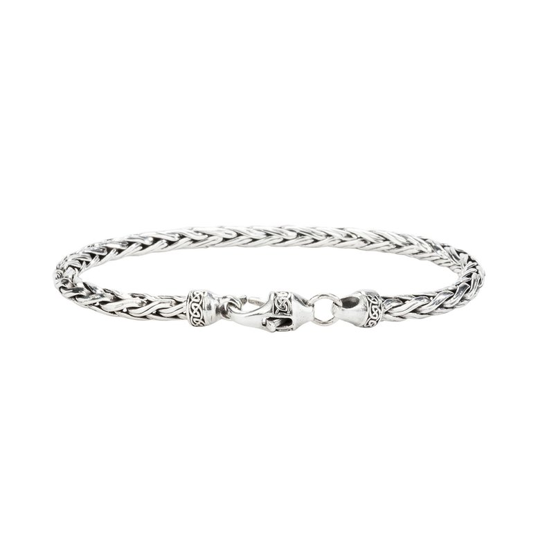 Keith Jack Wheat Linked Bracelet