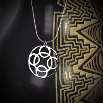 "Trade Silver Classic Necklace (20"")"