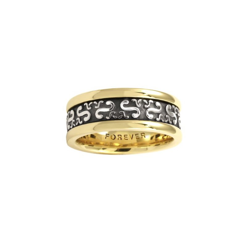 Cadman Manufacturing Co. Celtic 'S' Wedding Band