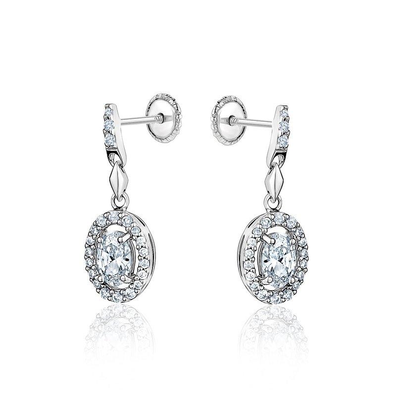 Larus Victorian Drop Earrings