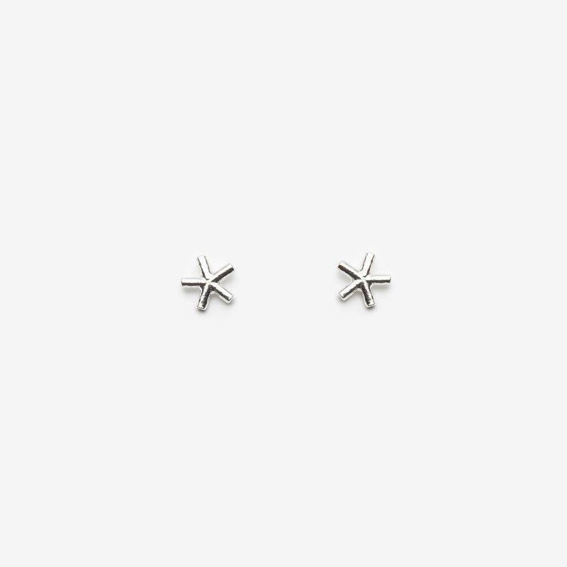 Pilar Agueci Eddie Stud Earrings