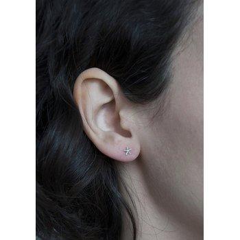 Eddie Stud Earrings
