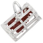 Rembrandt Charms Lobster Trap Charm