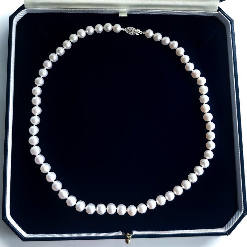 """HJ Pearl Collection Freshwater Pearl Strand (18"""")"""